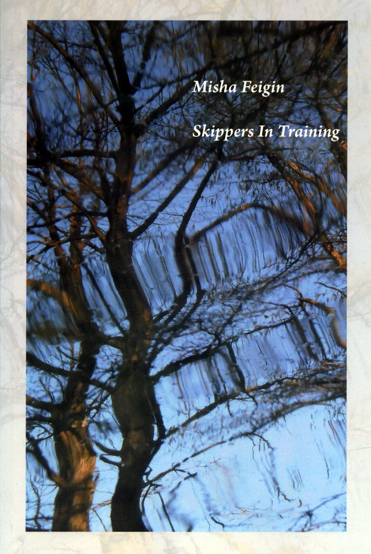 Skippers In Training Copyright (c) 2012 Misha Feigin. Avid Readers Publishing Group. ISBN-13:978-1-61286-128-9. Printed in the United States.